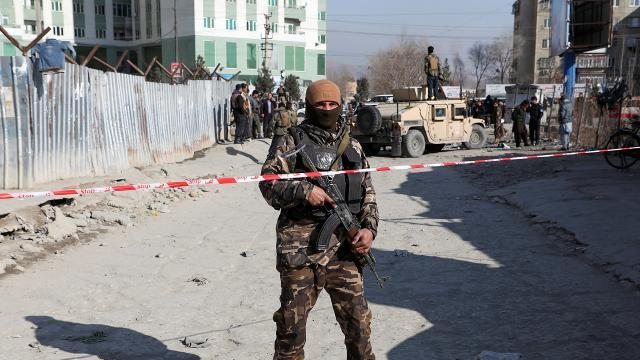 Afganistanda medya çalışanı 3 kadın öldürüldü