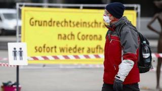 Almanya'da 12 bin 257 yeni vaka görüldü