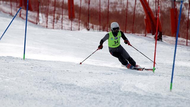 Uluslararası Alp Disiplini Anadolu Kupası Erzurumda başladı