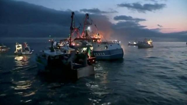Brexit, İngiltere ile Fransa arasında balıkçılık krizini yeniden alevlendirdi