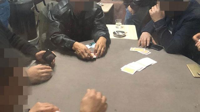 Orduda kumar oynayan 26 kişiye 81 bin 900 lira ceza
