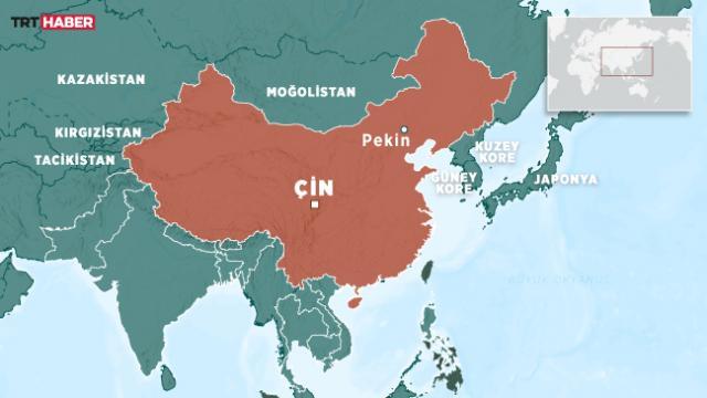 Çinde iki gemi çarpıştı: 3 ölü