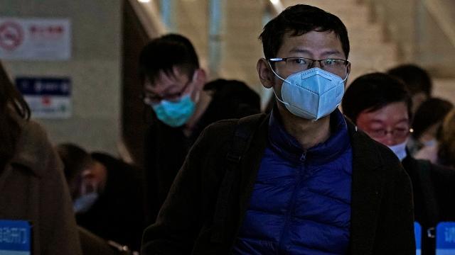 Çinde 118 yeni vaka görüldü