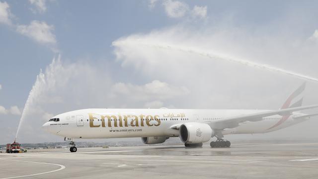 Nijerya, Emirates Hava Yollarının uçuşlarını durdurdu