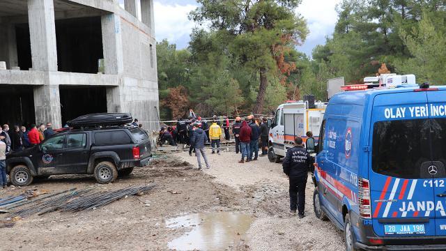 Foseptik kuyusunda pompanın egzozundan zehirlenen 3 işçi öldü