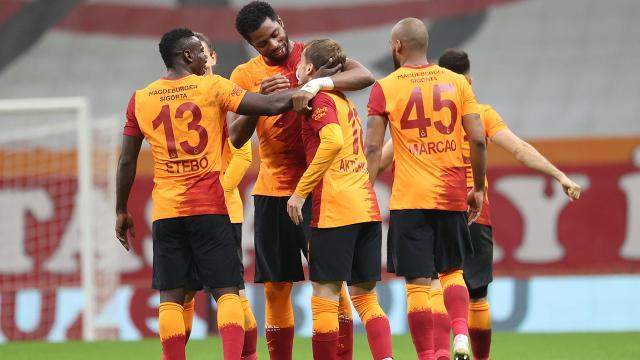 Galatasaray, Darıca Gençlerbirliği ile karşılaşacak