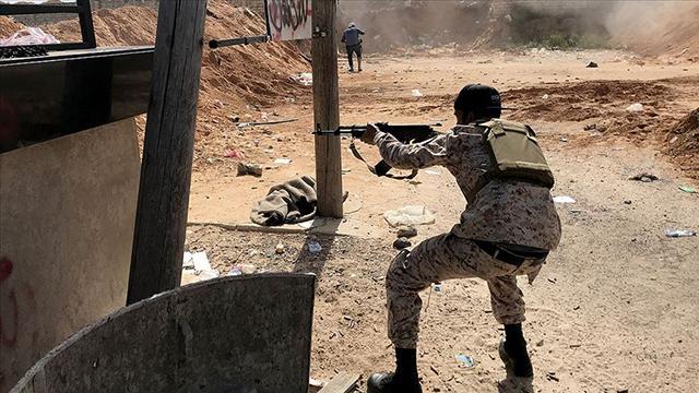 Libya ordusu: Hafter güçleri ateşkesi ihlal etti