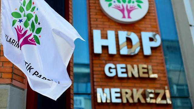 HDPye kapatma davası: İddianamenin ilk incelemesi tamamlandı