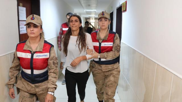 Görevden alınan HDPli belediye başkanına 9 yıl hapis cezası