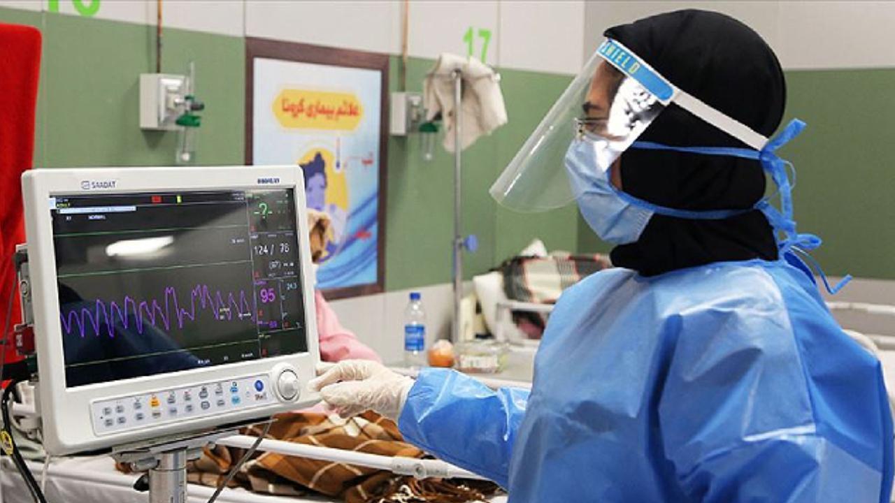 İran'da koronavirüs kaynaklı can kaybı 92 bini geçti