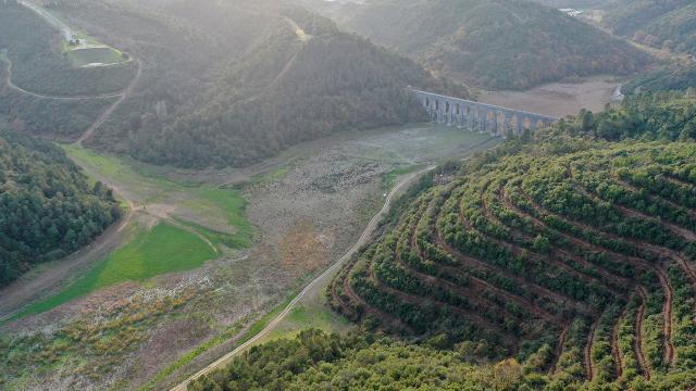 Bakanlıktan Kuraklık Eylem Planı: 150 yeraltı barajı yapılacak