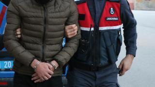 Jandarma, 2020'de aranan 3 bin 689 kişiyi yakaladı
