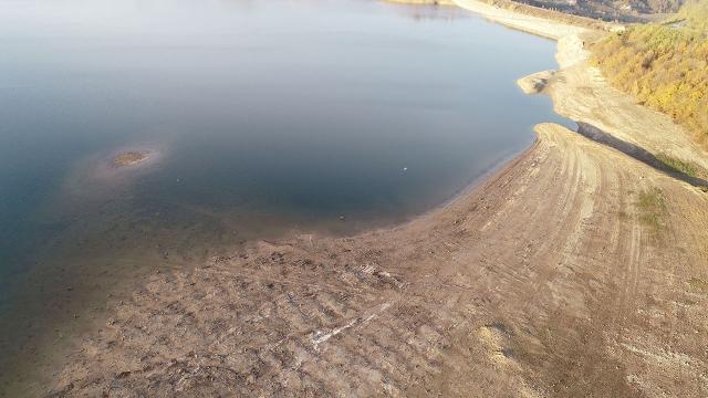 Kızılırmak Deltasında kuraklık tehlikesi