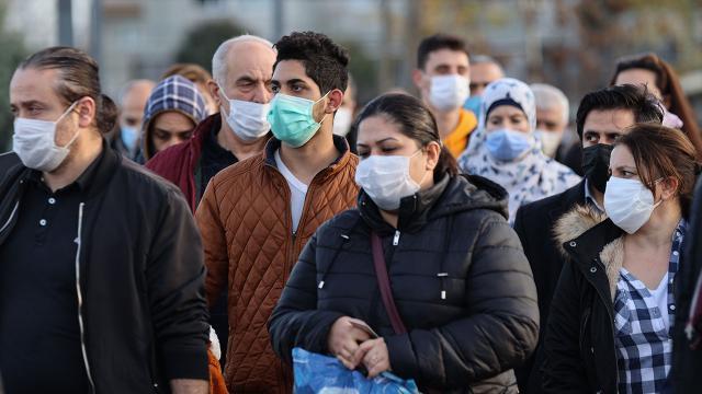 Koronavirüs vaka oranı en çok artan iller... Sağlık Bakanı Koca açıkladı...
