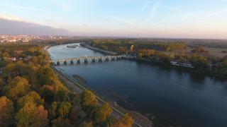 Meriç Nehri'nin debisi 3 kat arttı