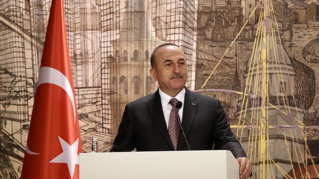Bakan Çavuşoğlu: Türkiye koronavirüs sürecinde de mağdurlara yardım eli uzatmayı sürdürüyor