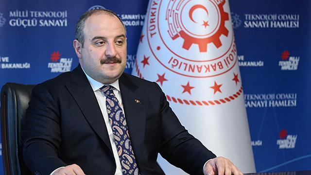 Bakan Varank: Sanayi üretiminde en güçlü görünüm ülkemize ait