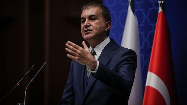AK Partili Çelik: Milli güvenliğimiz konusunda pazarlık kabul etmiyoruz