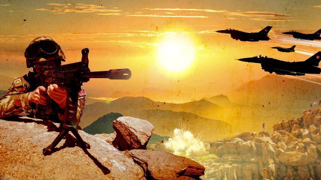 Son iki ayda 200 PKK/YPGli terörist etkisiz hale getirildi