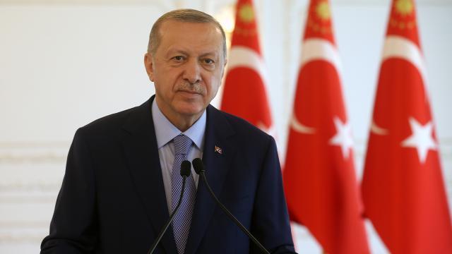 Cumhurbaşkanı Erdoğan, Irak Başbakanı Kazımiyi kabul edecek