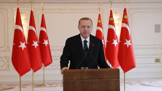 Erdoğandan salgın uyarısı: İşi gevşek tutmamalıyız