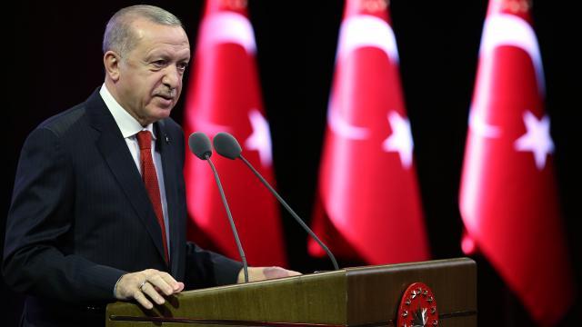 Cumhurbaşkanı Erdoğan: Katıksız bir faşizmin izlerini görüyoruz