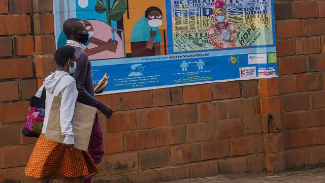Ruanda, koronavirüs aşılarını 2021in ilk çeyreğinde alacak