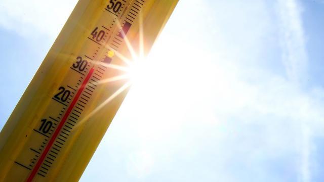 Çanakkalede 92 yılın sıcaklık rekoru
