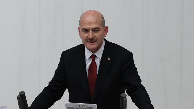İçişleri Bakanı Soylu: Memleketi için şehadeti göze alan polisimize her şey helaldir