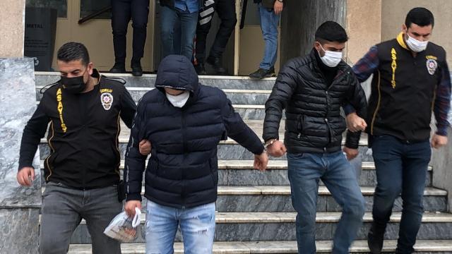 Tekirdağda silahlı kavga: 6 tutuklama