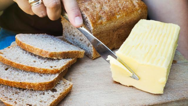 Tereyağ ve peynir üretiminde rekor