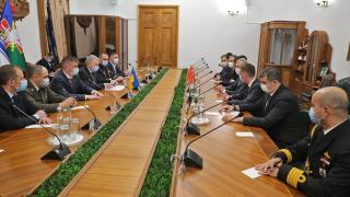 Türkiye ve Ukrayna arasında savunma anlaşması