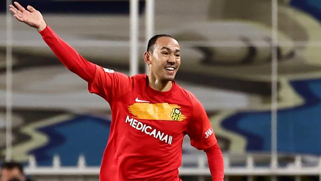 Umut Bulut Süper Lig tarihine geçti
