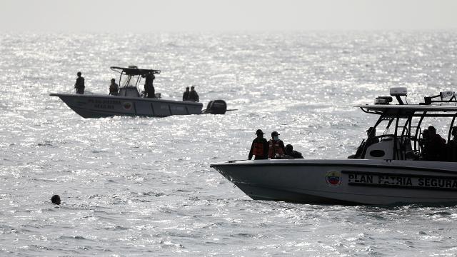 Venezuela açıklarında bot battı: 14 göçmen öldü