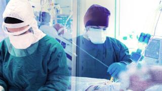 Ankara Şehir Hastanesi'nde COVID'le mücadele - 2. bölüm