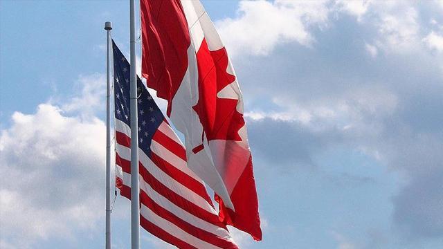 Salgın sürecinde ABDden Kanadaya 7 milyon giriş yapıldı