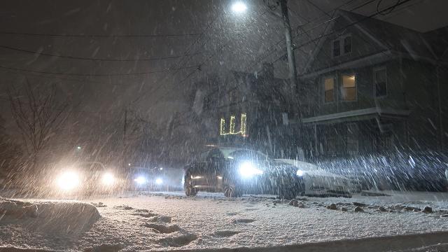 ABDde kar fırtınası 4 can aldı