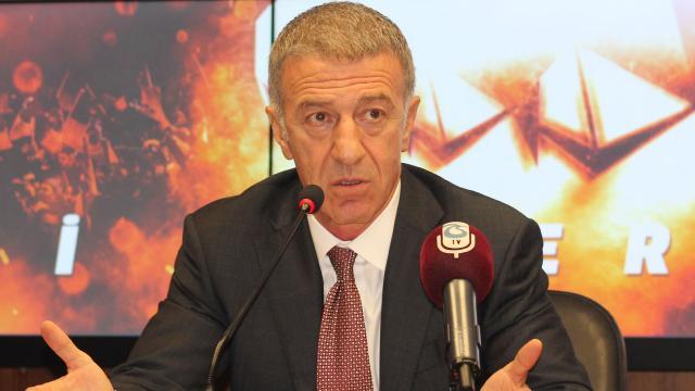 Trabzonsporda yönetime tepki