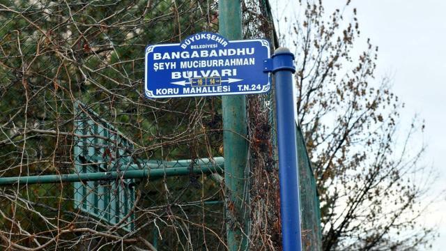 Ankarada telaffuzu zor olan bulvarın ismi değiştirildi