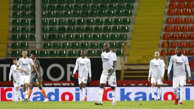 Beşiktaş, Tarsus İdman Yurdunu konuk edecek