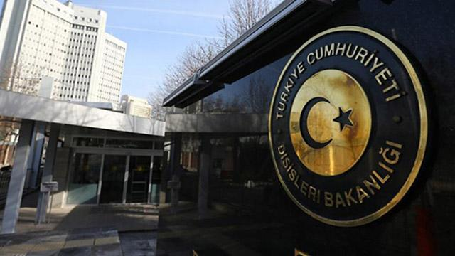 Rusyanın Ankara Büyükelçisi Dışişleri Bakanlığına çağrıldı