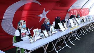 Diyarbakır annelerinin tek dilekleri evlatlarına kavuşmak