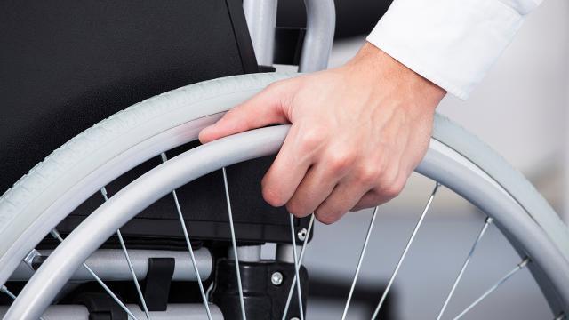 Gümüşhanede engelli personele kar izni