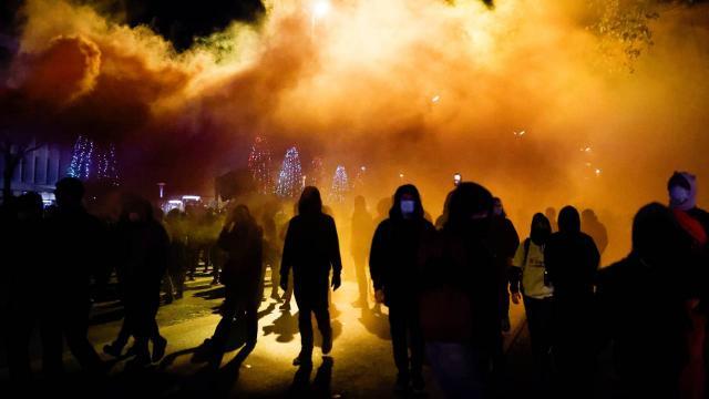 Fransada protestolar sürüyor