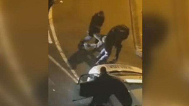 Fransada bir kişinin ölümüne yol açan polisler gözaltında