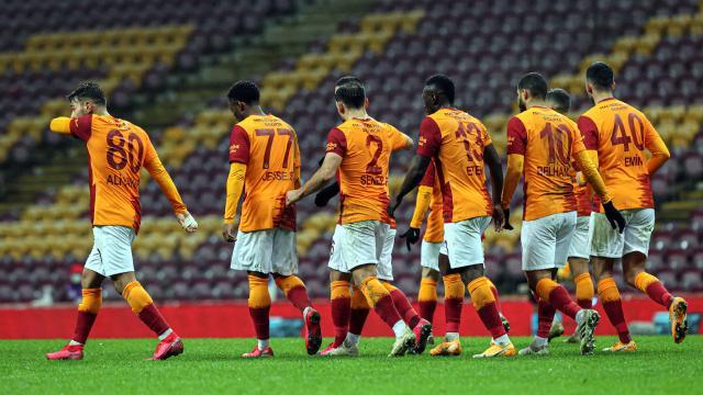 Galatasaray, 5 eksikle Fatih Karagümrük karşısında