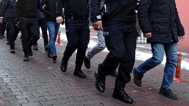 Erzincan merkezli FETÖ operasyonu: 10 gözaltı