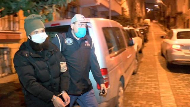 İstanbulda DEAŞ operasyonu: 18 gözaltı