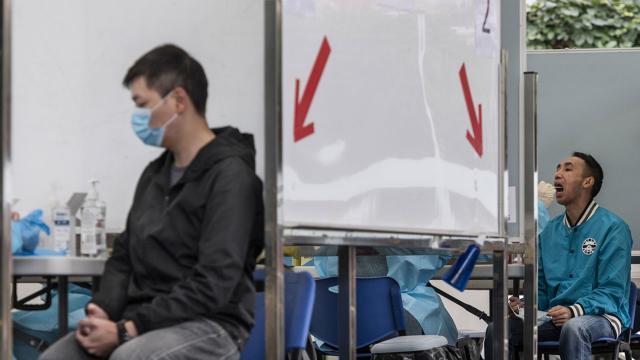 Hong Kongda bir kişide çift mutasyon görüldü