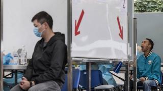 Hong Kong'da bir kişide çift mutasyon görüldü
